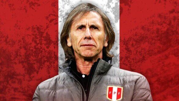 """Ricardo """"El Tigre"""" Gareca"""