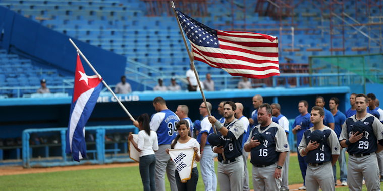Acuerdo MLB-Cuba