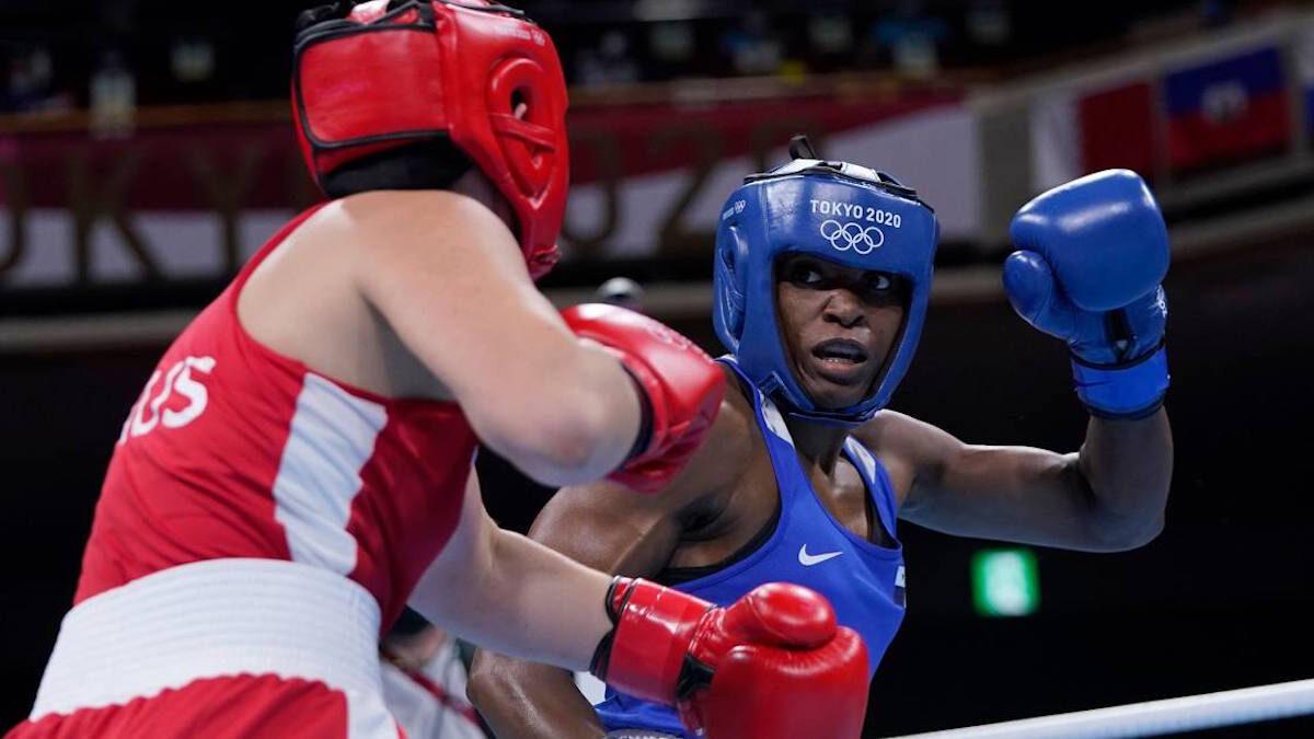 Atheyna Bylon, la boxeadora panameña que pelea por una medalla en los Juegos Olímpicos Tokio 2020