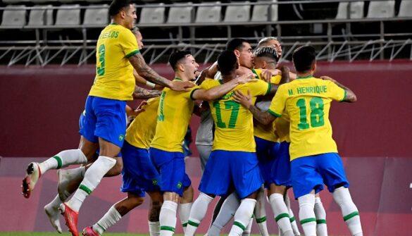 Brasil fue uno de los equipos latinoamericanos con medallas en los Juegos Olímpicos Tokio 2020. Los brasileños se convirtieron en bicampeones olímpicos en el fútbol.