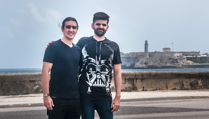 Nameless Studio, las mentes creativas detrás de dos videojuegos indies en Cuba