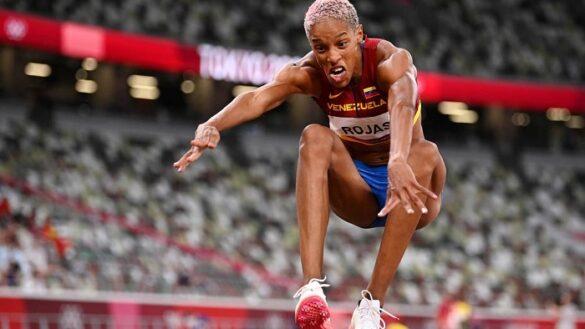 Con su récord mundial, la venezolana Yulimar Rojas fue protagonista de uno de los mejores momentos de Latinoamérica en los Juegos Olímpicos Tokio 2020.